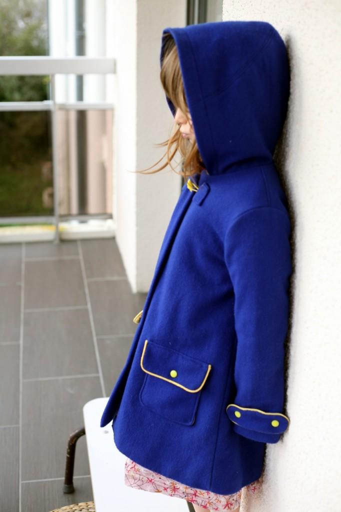 Duffle coat Ottobre 6/2012